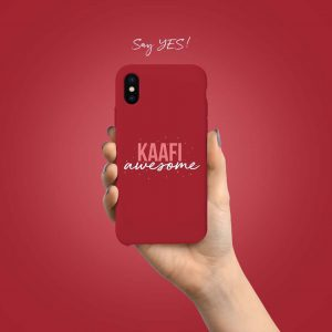 Kaafi Awesome Mobile Cover