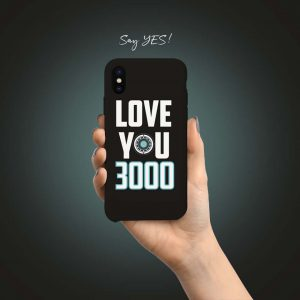 Love you 3000 Mobile Cover