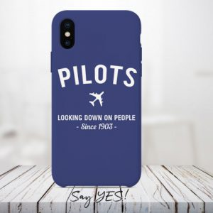 Pilots Mobile Cover