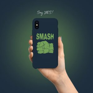 Smash Mobile Cover