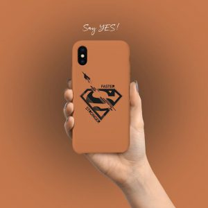 Superman Mobile Cover
