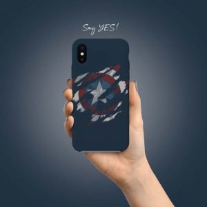 Star logo Mobile Cover