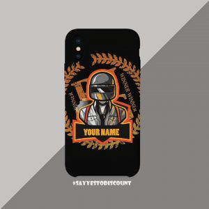 PUBG Name Mobile Cover