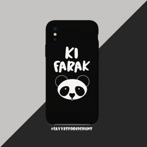 KI FARAK MOBILE COVER