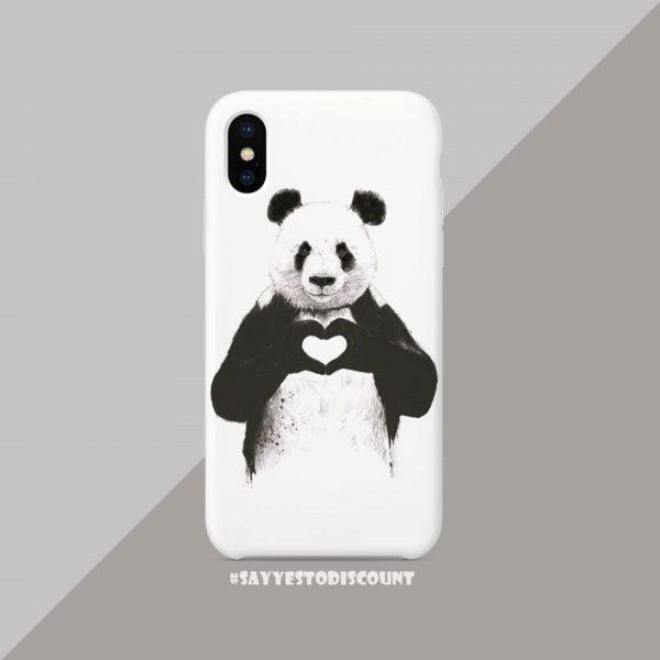 PANDA MOBILE COVER