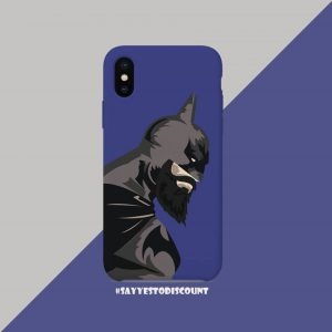 BATMAN MOBILE COVER
