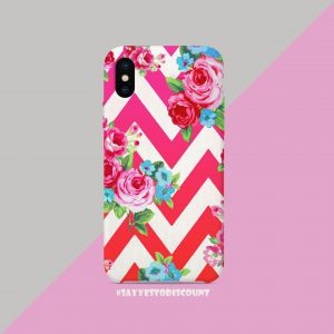 Colorful Blossoms Mobile Cover