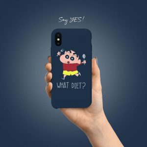 WHAT DIET? MOBILE COVER