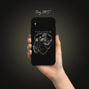 THANOS MOBILE BACK COVER