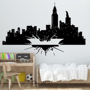 City Wall Decal