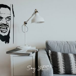 JOHNNY WALL DECAL