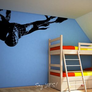 SPIDER MAN WALL DECAL