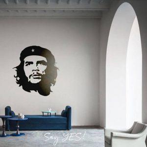 Che Guevara Wall Decal