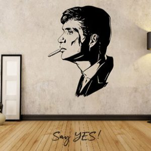 PEAKY BLINDERS WALL DECAL