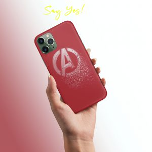 Avenger Mobile Cover