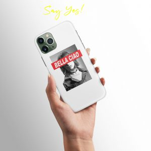 Bella Ciao Mobile Cover
