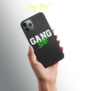 Gangster Mobile Cover