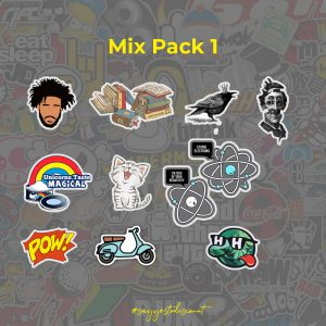 Mix Stickers Pack
