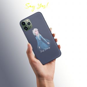 Stay Strong Girl Mobile Cover