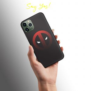 Deadpool Mobile Cover