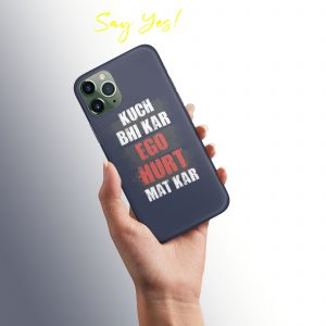Ego Hurt Mobile Cover