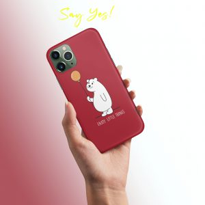 Enjoy Little Things Mobile Cover