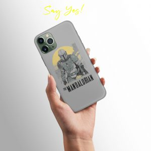 Mandalorian Mobile Cover