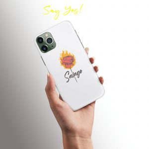Savage Mobile Cover
