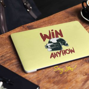 Win Anyhow PUBG Laptop Skin