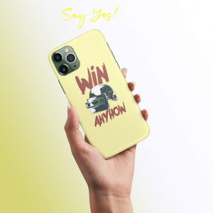 Win Anyhow PUBG Mobile Cover