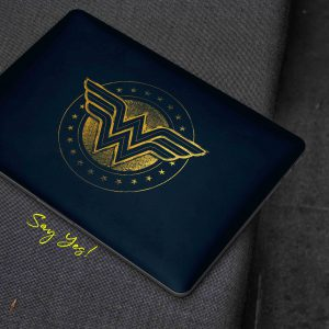 Wonder Woman Laptop Skin