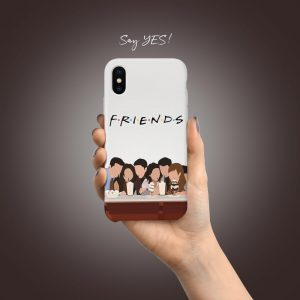 Friends Mobile Cover