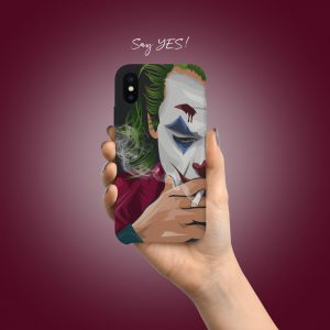 Joker Mobile Cover