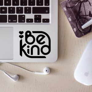 Be Kind Laptop Decal