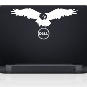 Flying Eagle Laptop Decal