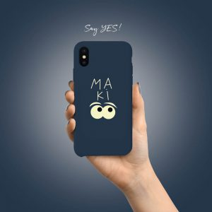 Maa ki Aankh Mobile Cover
