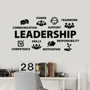 Leadership Office Wall Decal