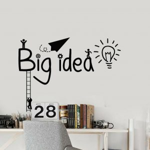 Big Idea Office Wall Decal