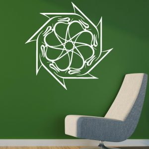 Islamic Design Wall Decal