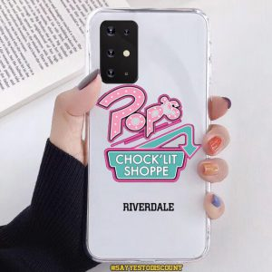POP'S Chocklit Shope Mobile Cover