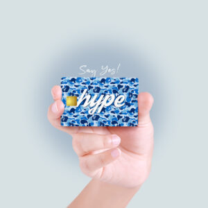 HYPE Debit/Credit Card Skin