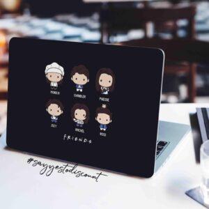 Friends Design Laptop Skin