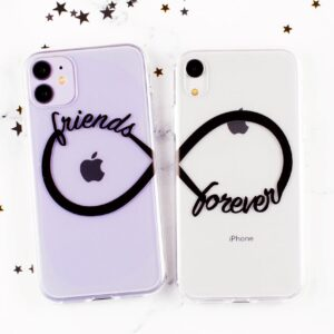 Friends Forever Design Mobile Covers