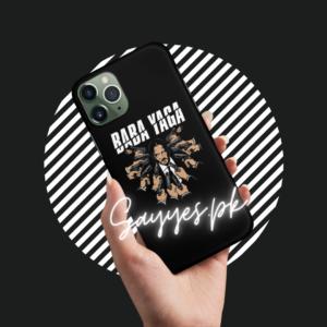 Baba Yaga Mobile Cover