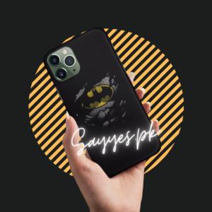 Batman Design Mobile Cover