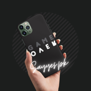 Game Over Mobile Cover
