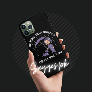 John Wick Be kind to Animals Mobile Cover