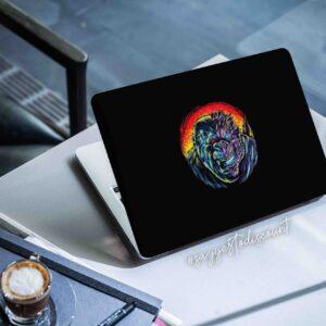 Kong Vs Zila Laptop Skin