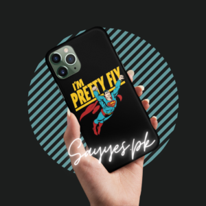 Pretty Fly Superman Mobile Cover