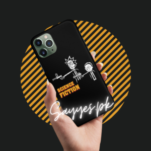 Science Fiction Mobile Cover